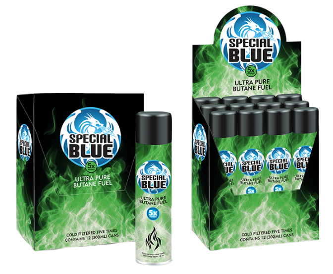 Special Blue 5x Box (12 Cans)